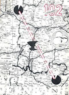 rekordowy (102 km) lotniowy przelot Alka Dernbacha